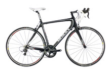 Eddy Merckx EMX-1 Ultegra 2/10 black/white/carbon